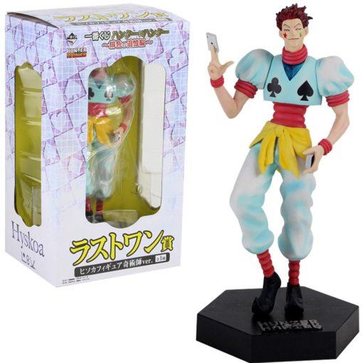 figurine hisoka hunter x hunter avec boite