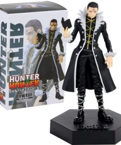 figurine Kuroro Lucifuru hunter x hunter avec boite