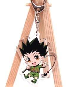 porte clé gon freeccs hunter x hunter