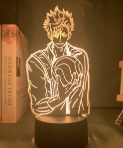 Lampe Tetsurō Kuroo Haikyuu