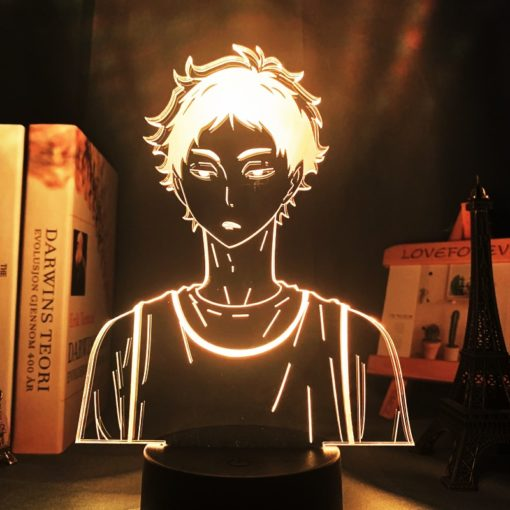 Lampe Keiji Akaashi - Haikyuu