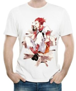 t-shirt hisoka hunter x hunter