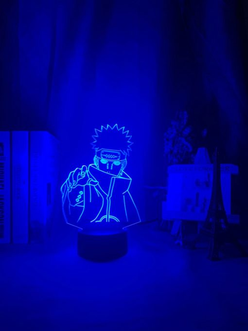 Lampe Naruto Uzumaki