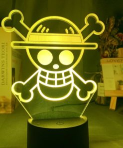 lampe one piece pirate