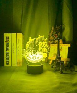 lampe one piece bateau