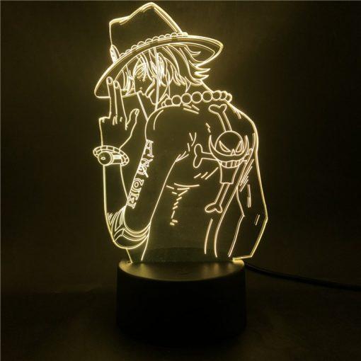lampe ace one piece