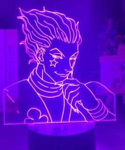 lampe led hisoka hunter x hunter