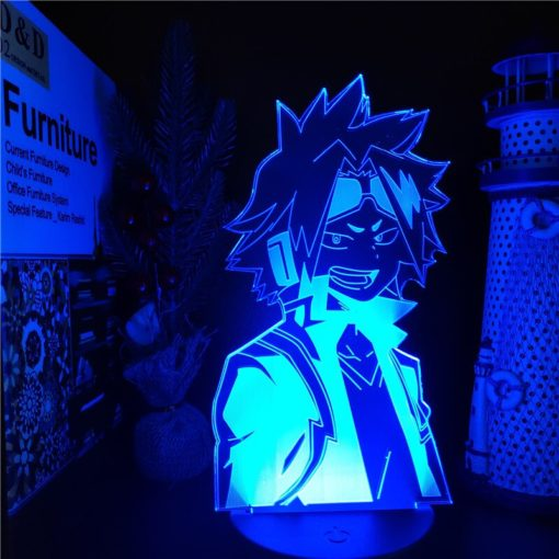 Lampe Denki Kaminari - My Hero Academia