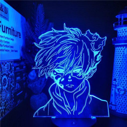 Lampe Shoto Todoroki