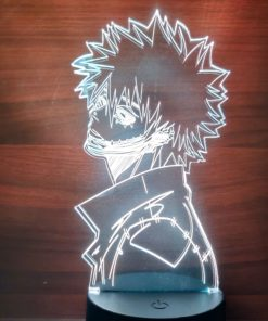 Lampe Crématorium - My Hero Academia