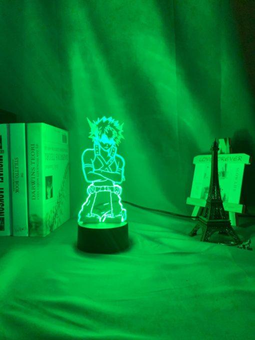 Lampe Katsuki Bakugo - My Hero Academia