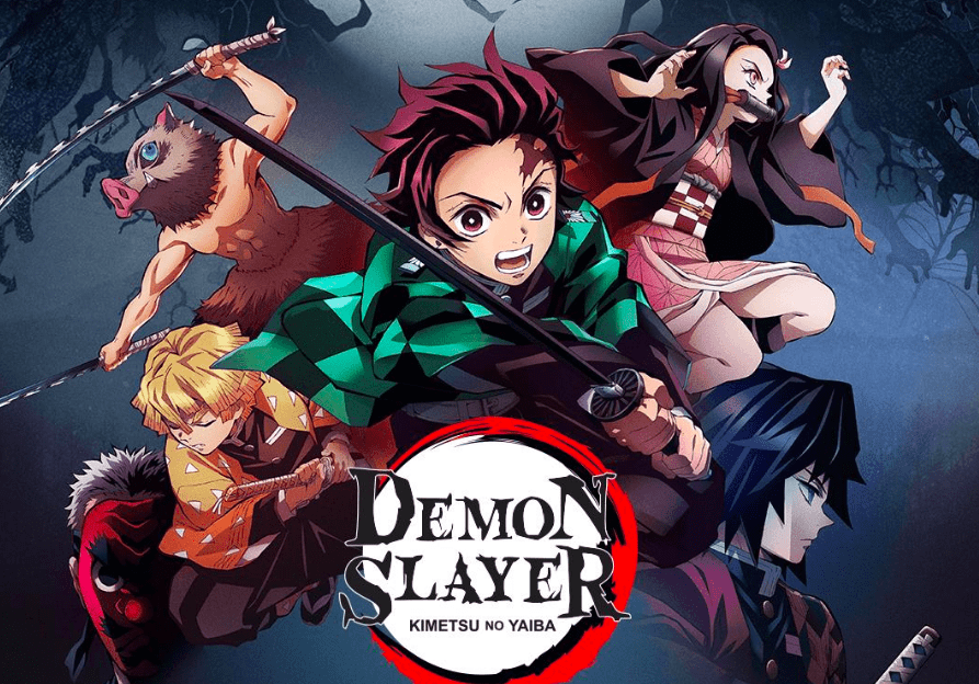 Demon Slayer animé