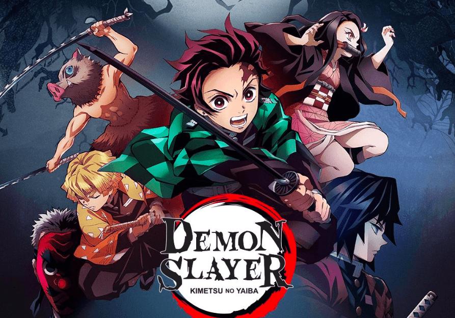 Demon Slayer animé