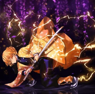 demon slayer zenitsu