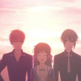Fruits Basket Saison 3