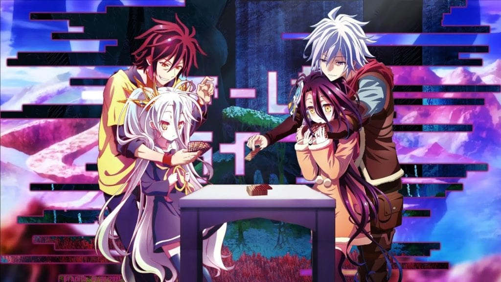 No Game No Life saison 2