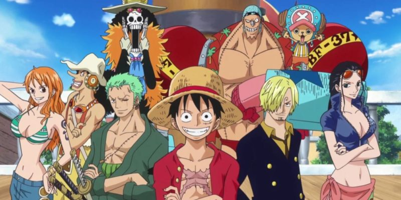 equipage luffy