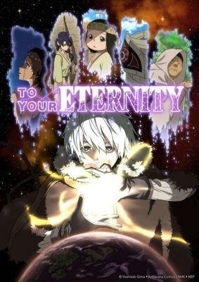 to-your-eternity poster