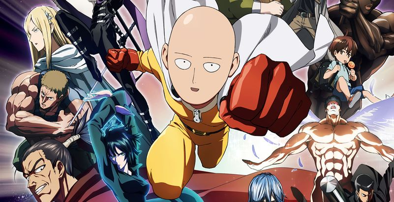 one punch man saison 3