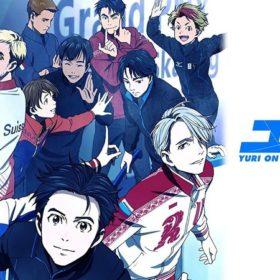 Les personnages de Yuri on ice