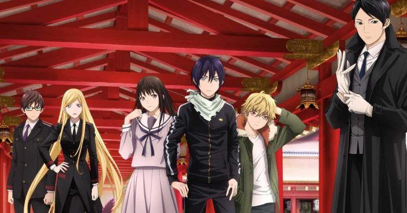noragami saison 3